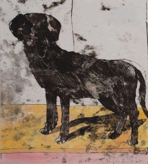 Robert Andrew Parker, 'Black Dog', ca. 2010, Andrea S. Keogh Art and Design