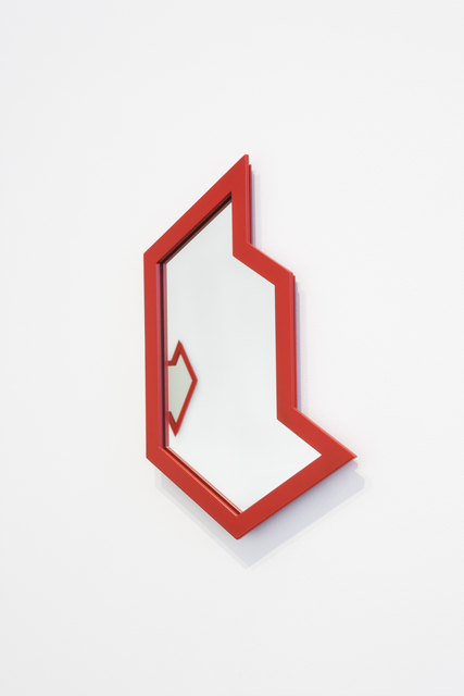 , 'Small Mirror #10,' 2015, Patrick Parrish Gallery