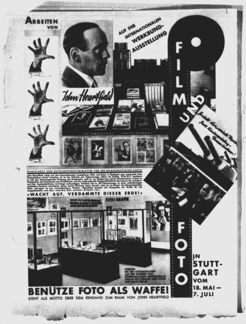 """John Heartfield, 'Page 5 of """"Der Rote Stern"""" (unpaginated)', Drawing, Collage or other Work on Paper, Photomontage, Art Resource"""