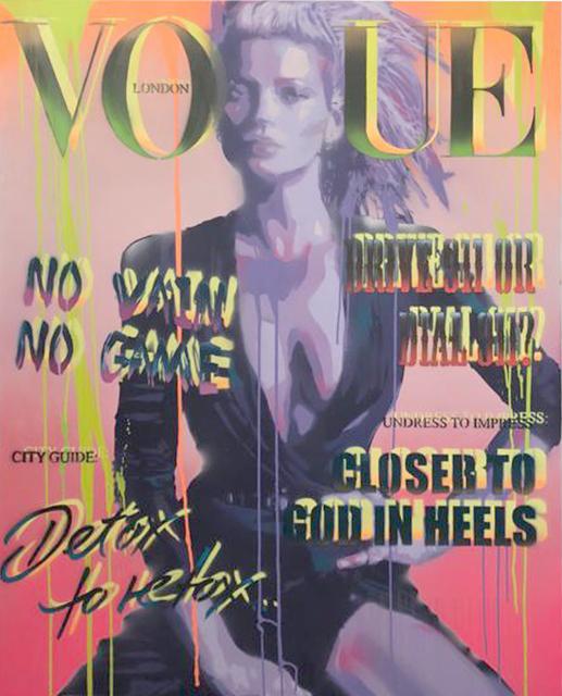 Max Wiedemann, 'Vogue - Kate Moss', Ransom Art