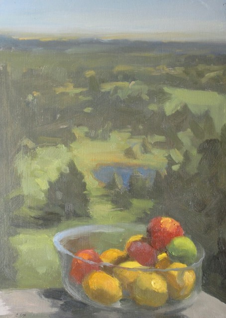 , 'Fruit and Vista #2996,' 2010, Gallery Neptune & Brown