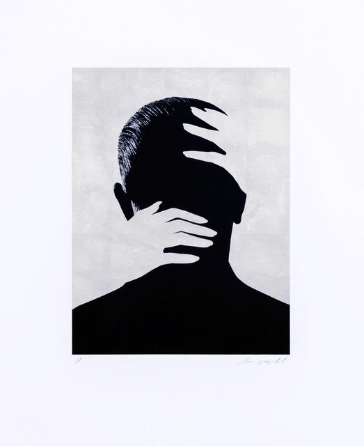 Joe Webb, 'Embrace - Platinum Leaf Edition ', 2016, Maddox Gallery