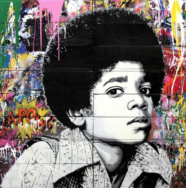 , 'Michael Jackson,' 2017, Zemack Contemporary Art