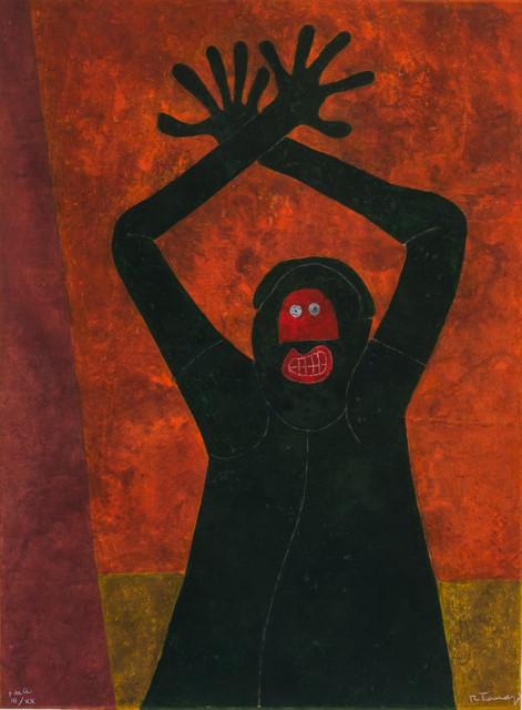 , 'Protesta,' 1983, LS// Galería