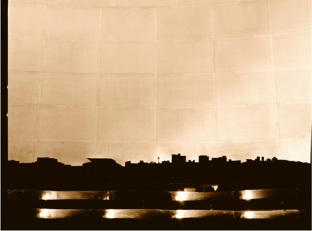 , 'South Silhouette: Universidad Central de Venezuela Fragment, Humboldt Planetarium, c. 1960. Nostalgic Apparatus, Caracas: Heaven's branch on earth,' 1998, Henrique Faria Fine Art