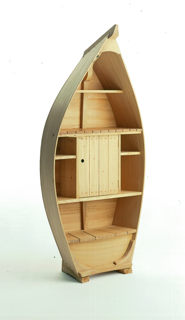, 'Dory Shelves,' 1999, Sladers Yard
