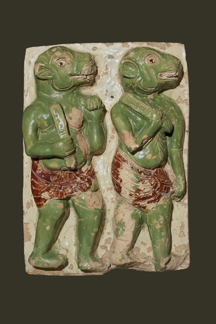 , 'Mara's Demons,' ca. 1479, Asia Society