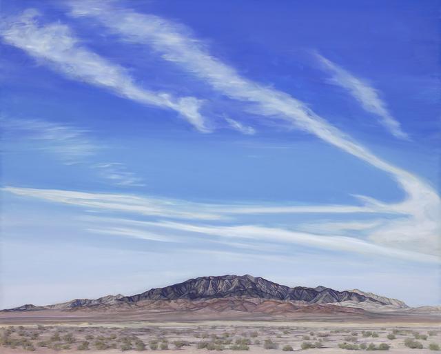 , 'Silver Peak, Nevada,' 2018, Sue Greenwood Fine Art