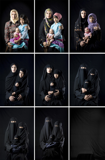 , 'Boushra Almutawakel From the series 'Mother, Daughter and Doll,' 2010, Contemporary Art Platform Kuwait