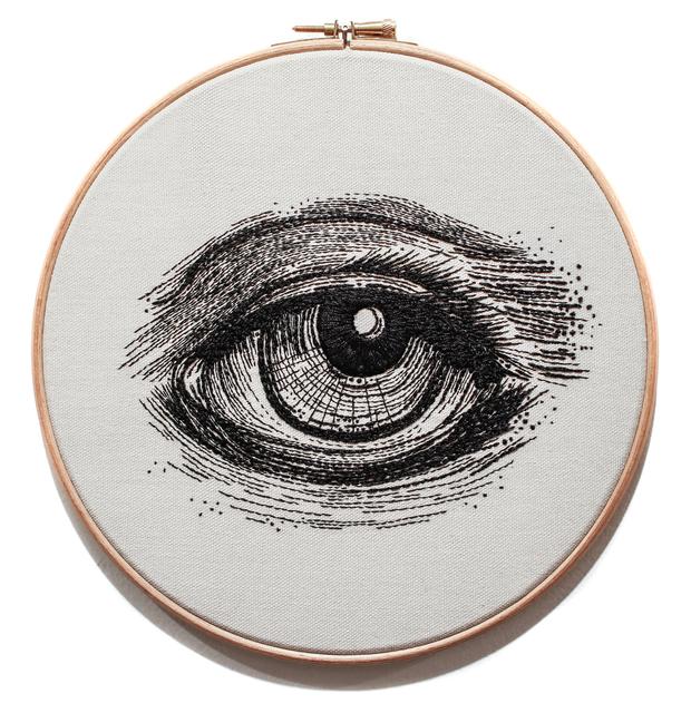 , 'Lovers Eye II,' 2017, Paradigm Gallery + Studio