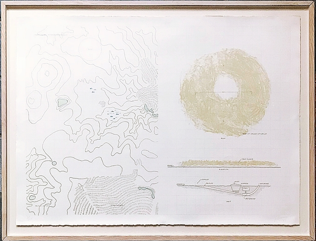 Robert Morris, 'Dust from Earth Projects', 1969, Alpha 137 Gallery