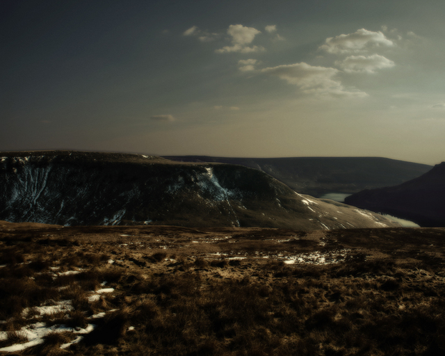 , 'Raven Stones, Birch Scar, Saddleworth Moor,' 2013, ElliottHalls