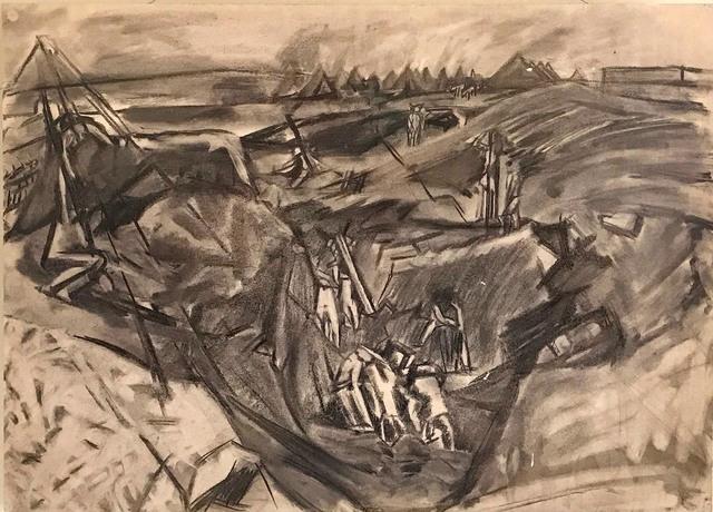 , 'Quarrying, Zionist Development,' 1923, Waterhouse & Dodd