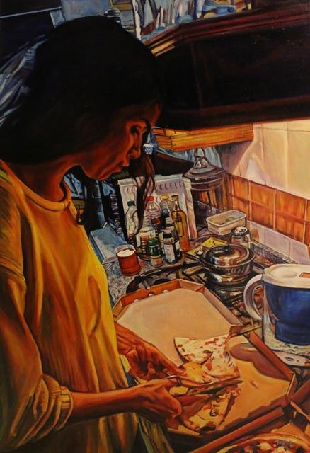 , 'Unecspected Visit,' 2015, Galerie SOON