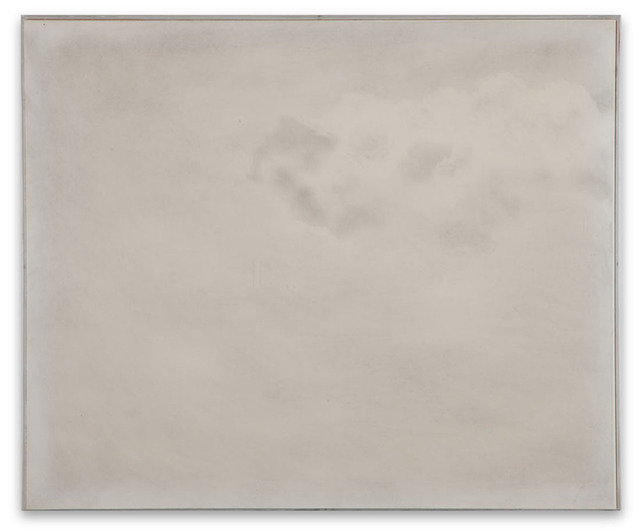 , 'Cloud Drawing,' 1968, Kohn Gallery