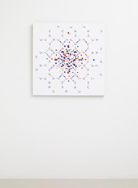 , 'Diagram 3,' 2015, Marian Goodman Gallery