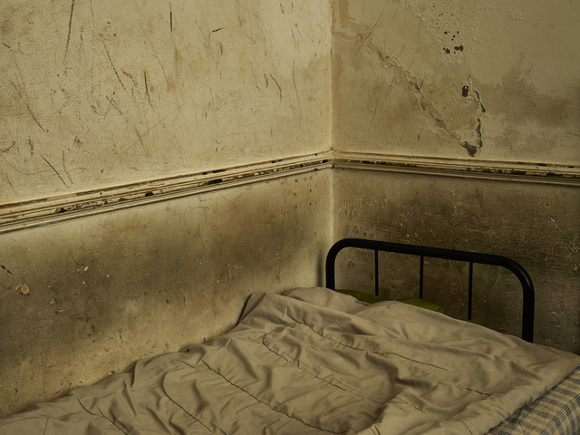 """, 'Inside Louis Matanisa's home, Cape Town, from the series """"Kin"""",' 2013, PRISKA PASQUER"""