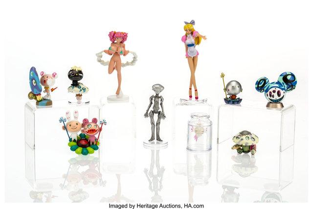 Takashi Murakami, 'Superflat Museum', 2005, Heritage Auctions