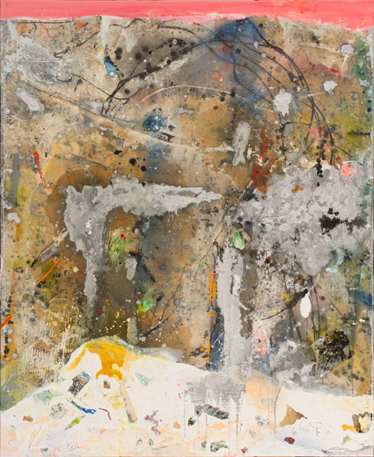 , 'Lost Paintings #2414,' 2014, Chase Young Gallery