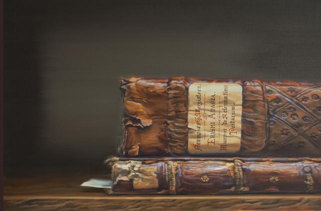 , 'Princeton University Firestone Library (Erasmi Adagio) 普林斯顿大学图书馆 (Erasmi Adagio) ,' 2018, Chambers Fine Art