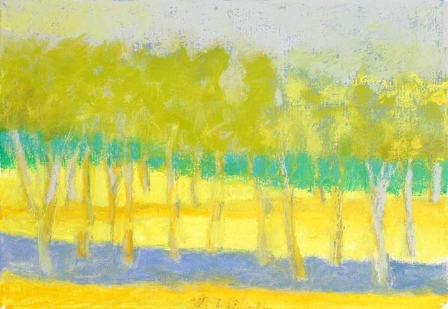 , 'Yellow Predominates,' 2014, Galerie de Bellefeuille