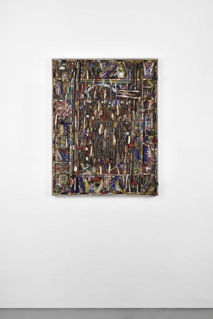 , 'Peinture objet,' 1985 / 2016, Galerie Christophe Gaillard