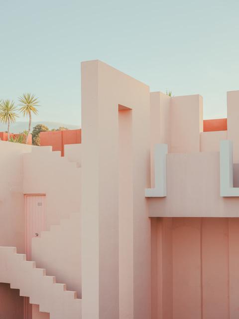 Ludwig Favre, 'Pink Wall', 2019, ArtStar