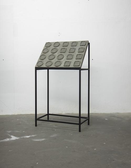 , 'Defeito de fábrica 5,' 2016, Galería Vermelho