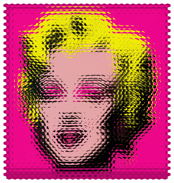 , 'Expanded Warhol (PINK),' 2016, RoFa Projects