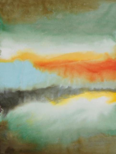 , 'Valentine Grasslands, Pony Lake,' 2017, Michael Warren Contemporary