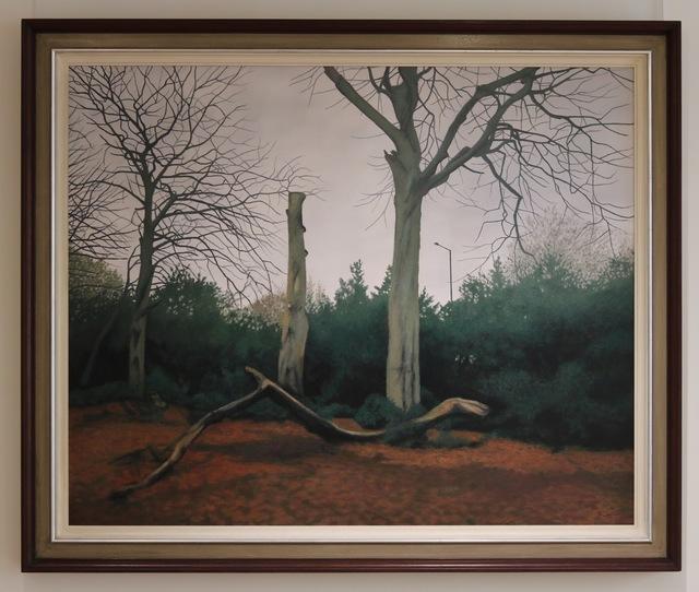 , 'Edge Of The Park,' 2018, Reuben Colley Fine Art