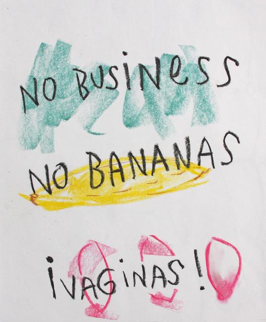 , 'No business,' , Galería Alterna