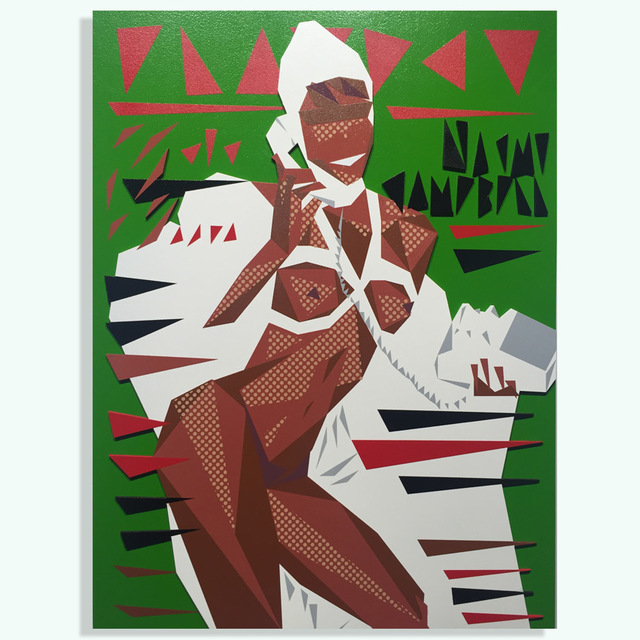 , 'Naomi,' 2015, Joseph Gross Gallery