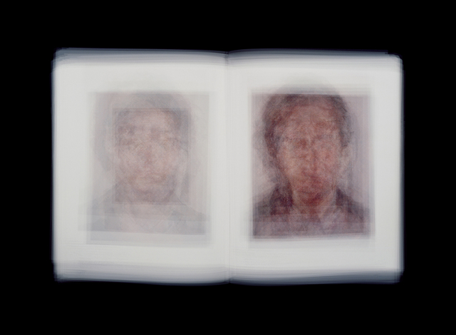 , 'Chuck Close,' 1999, KLOMPCHING GALLERY
