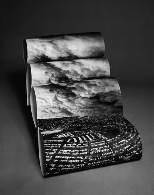 , 'Papierlandschaft 1,' 2011, Sies + Höke