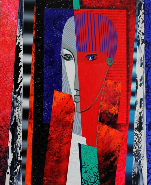 , 'Project California,' 2016, Galerie Montmartre
