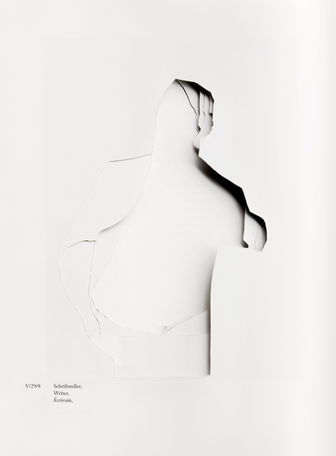 , 'Writer,' 2012, Yossi Milo Gallery