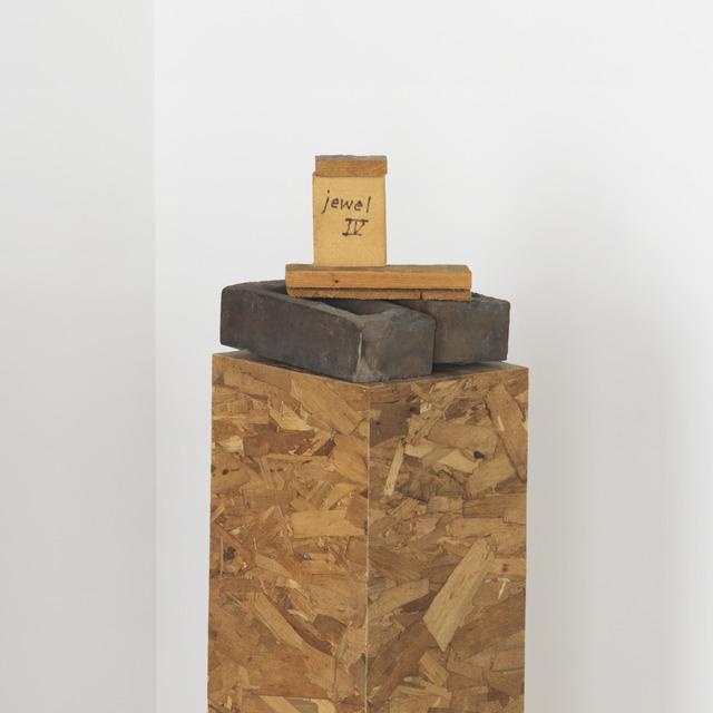 , 'Jewel No. IV,' 1987, Magenta Plains
