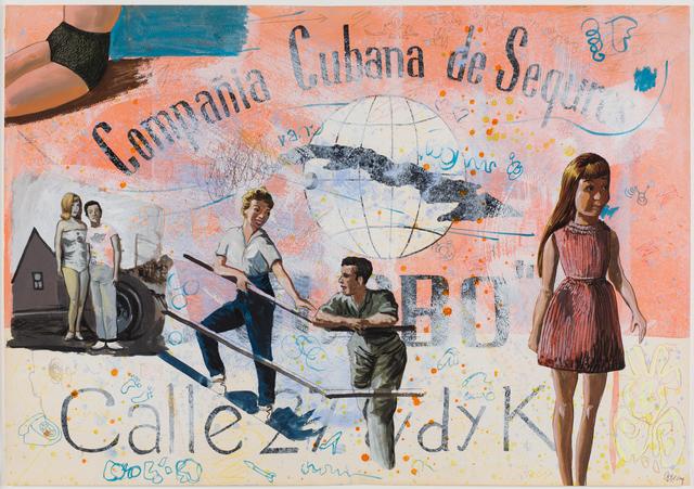 , 'Vedado (No. 13),' 2006, Track 16 Gallery