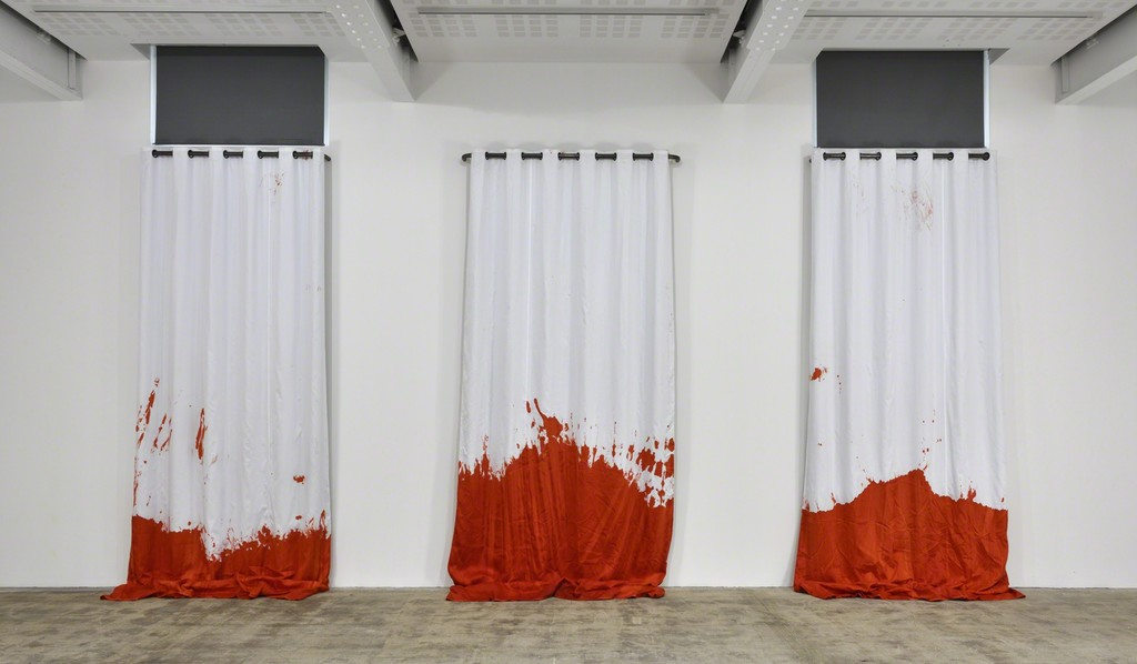 Pure Fiction, Curated by Julie Boukobza, Installation View, Galerie Marian Goodman, Paris, June 10 – July 22, 2016