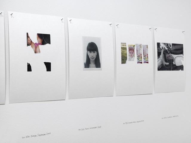 , 'Bilder von der Strasse,' 1982, P420