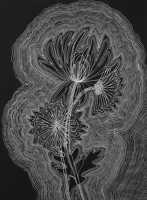 , 'Chrysanthemum,' , Walker Fine Art