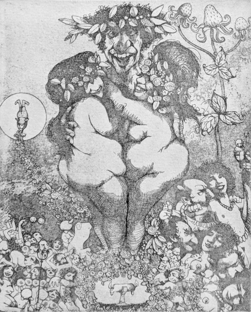 Charles Bragg, 'LUST', Unknown, Gallery Art