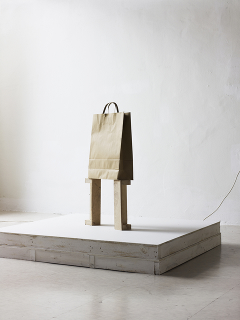 , 'Paperbag,' 2013, PKM Gallery