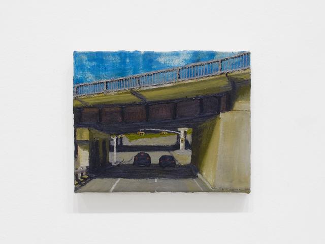 , 'Sitting in the Dark,' 2018, Inman Gallery