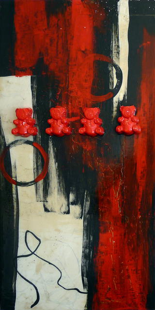 , 'Hungry Bears 1,' , Gail Severn Gallery