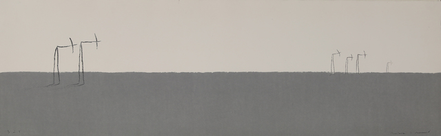 , 'Horitzons-Arals,' 2015, Polígrafa Obra Gráfica
