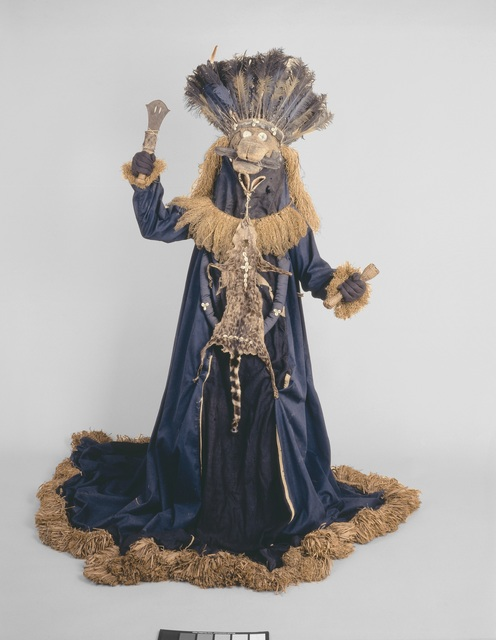 , 'Basinjom Mask and Gown,' , Seattle Art Museum