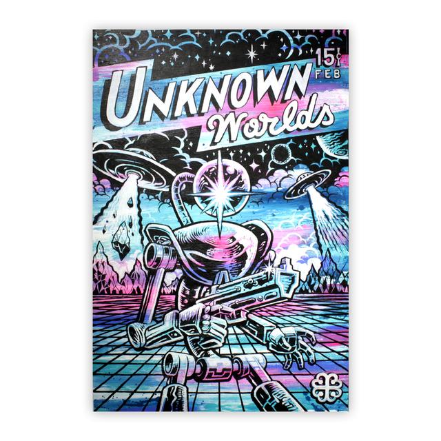 Jason Wasserman, 'Unknown', 2019, Station 16 Gallery