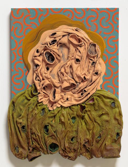, 'Fiesta Face,' 2016, Joshua Liner Gallery